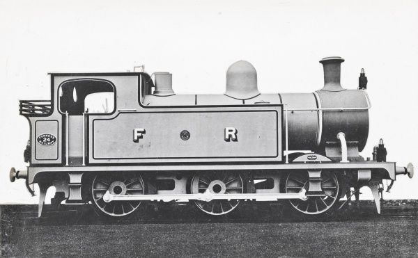 Locomotive no 24 0-6-0 Date