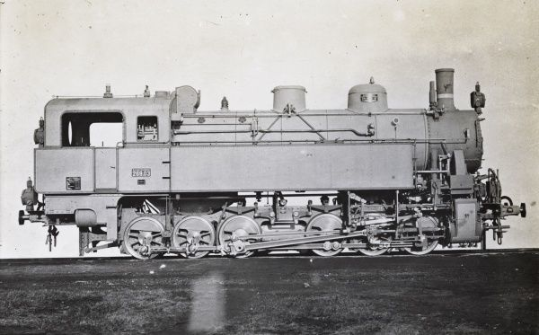 Locomotive no 269.03 0-12-0 Date