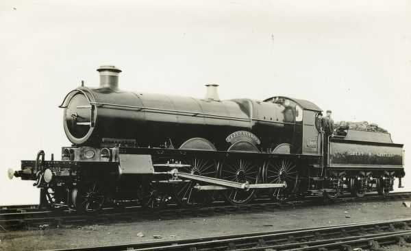 Locomotive no 2908 Lady of Quality Date