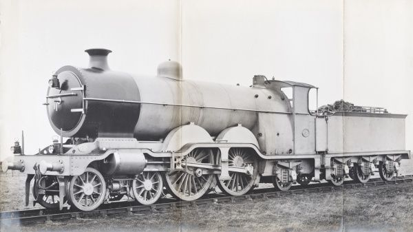 Locomotive no 37 Date