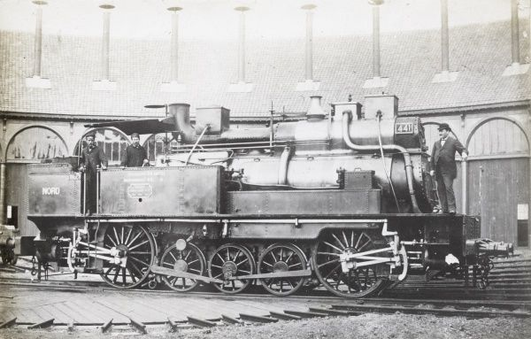 Locomotive no 441 Date