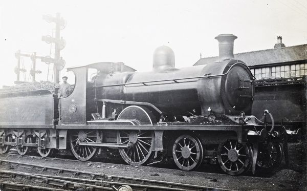 Locomotive no 94 4-4-0 Date