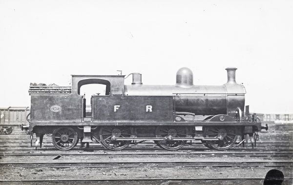 Locomotive no 97 0-6-2 Date