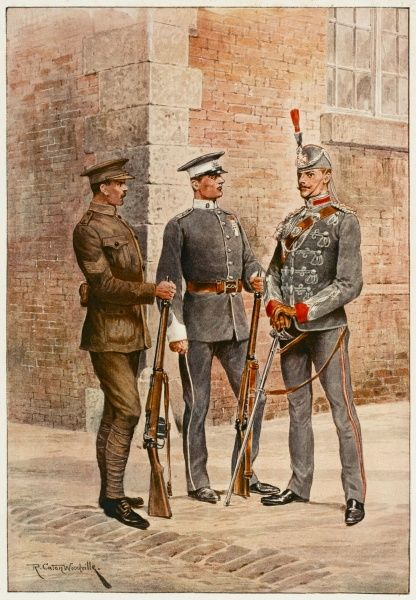 THE LONDON REGIMENT County of London Battalions