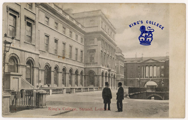 King's College, Strand, London