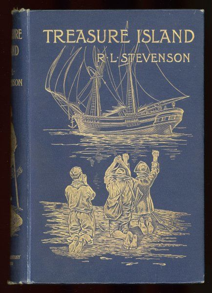 The cover of a hardback edition