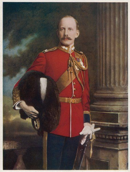 EDWARD HERBERT CECIL Fourth son of third Marquess of Salisbury, Lord Cecil fought in the Boer War, and married Violet Maxse