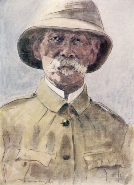 FREDERICK SLEIGH 1st EARL ROBERTS British soldier in South Africa during the Boer War