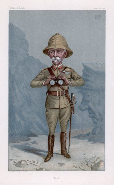 FREDERICK SLEIGH 1st EARL ROBERTS British soldier who served in India, Afghanistan and South Africa