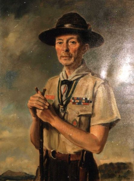 Lord Somers, Chief Scout. Date: 1944