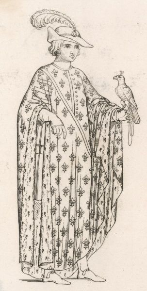 LOUIS II, duc de BOURBON Chamberlain of France