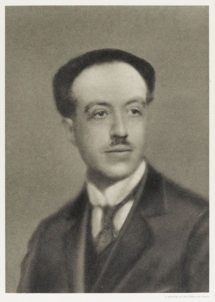 Duke LOUIS VICTOR DE BROGLIE French physicist, Nobel prize 1929