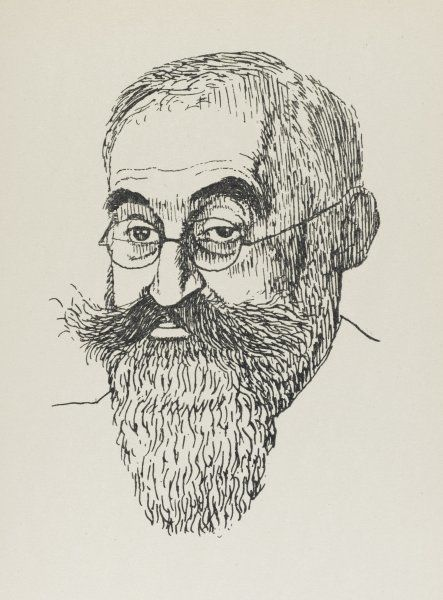 LUCIEN PISSARRO artist and printer, son of Camille Pissarro