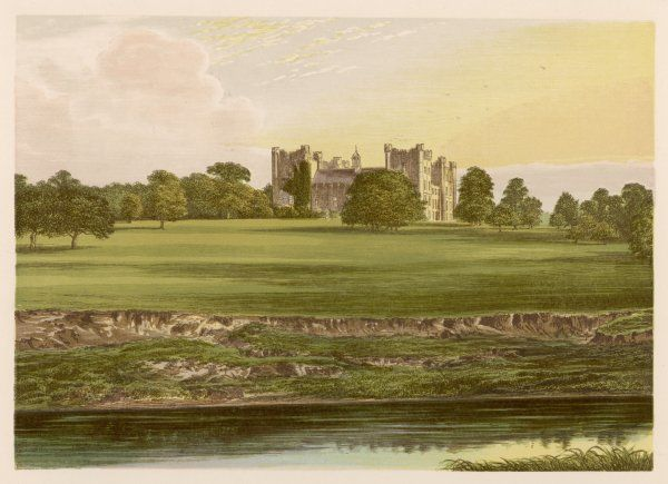 Lumley Castle, County Durham