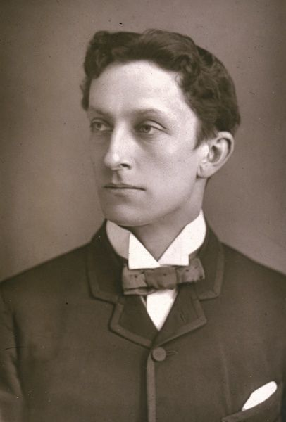 A typical late Victorian: Johnston Forbes-Robertson, actor-manager (1853-1937)