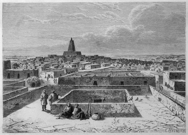 General view of Timbuktu