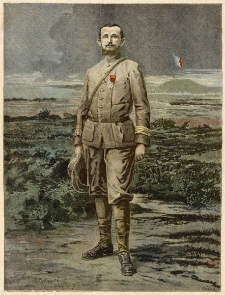 JEAN BAPTISTE MARCHAND French military in Africa