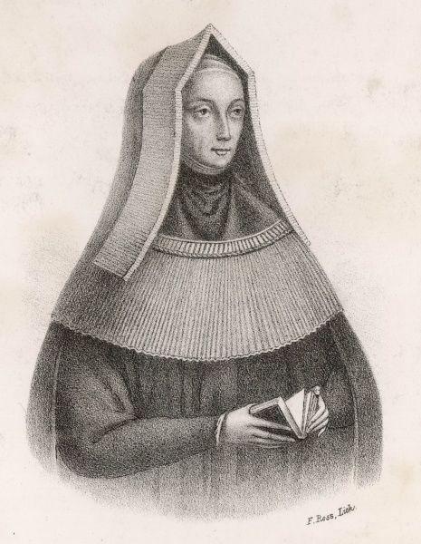 Margaret Beaufort, Countess of RICHMOND and Derby, wife of Edmund Tudor, 1st Earl, mother of Henry VII