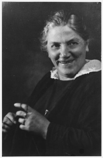 Austrian medium Maria Silbert (died 1936) who produced many remarkable phenomena but was discovered by Harry Price to use trickery on occasion
