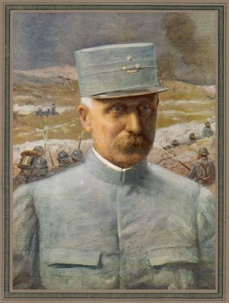 Marshal PHILIPPE PETAIN French general