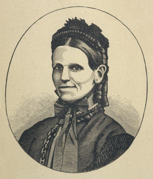 MARY ANN (Cloughton) GIRLING Farmworker's daughter, religious enthusiast who founded the 'Walworth Jumpers' and in 1864 declared herself the Final Revelation of God