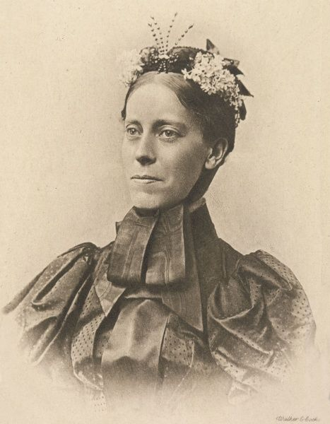 MARY HENRIETTA KINGSLEY Traveller and writer