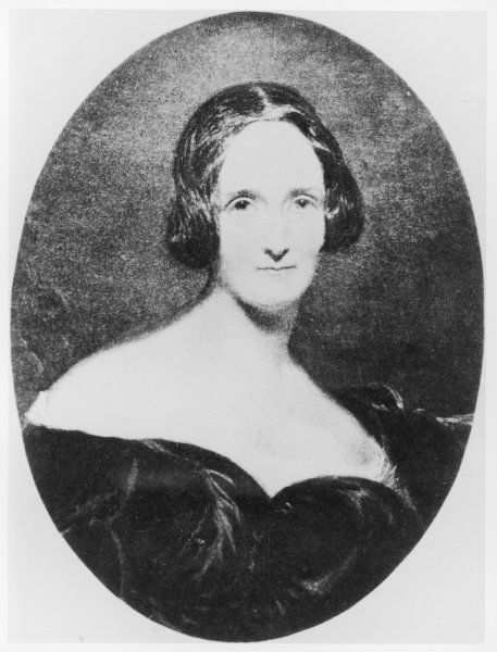 MARY WOLLSTONECRAFT SHELLEY Writer; wife of Percy Bysshe Shelley