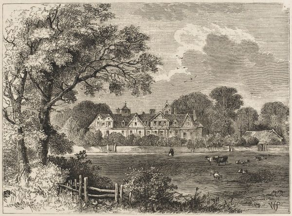 Marylebone Manor House in the reign of Elizabeth I