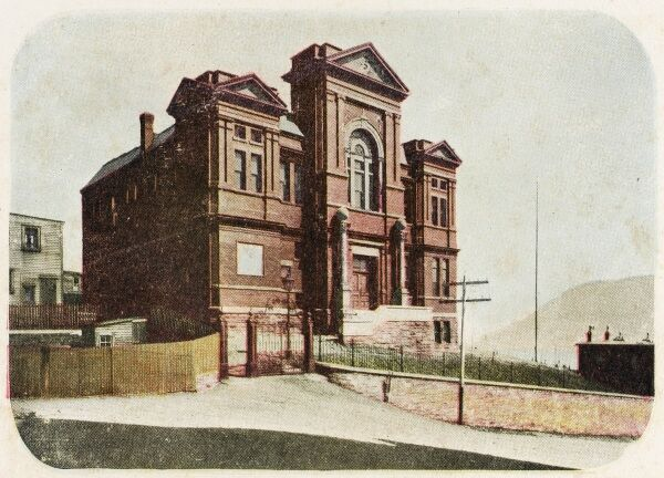 Masonic Temple, St Johns, Newfoundland
