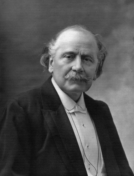JULES MASSENET French composer Date: 1842 - 1912