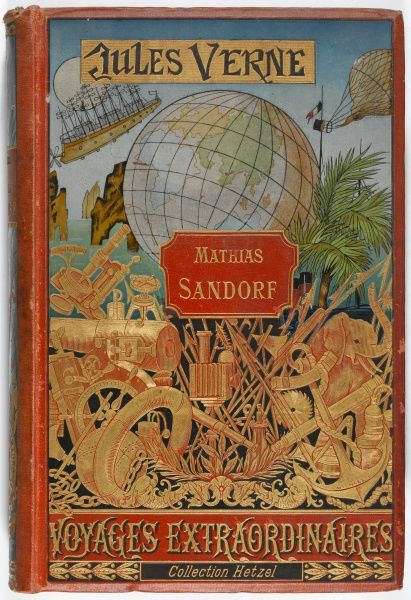 Mathias Sandorf, by Jules Verne