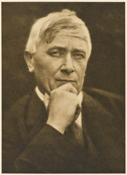 MAURICE MAETERLINCK Belgian writer Date: 1862-1949