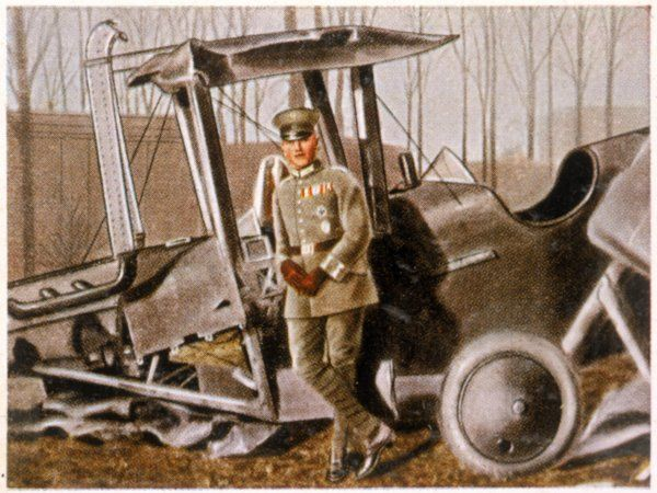 "MAX IMMELMANN Known today for his ""Immelmann turn"" manoeuvre, the German was a master of dogfight tactics"