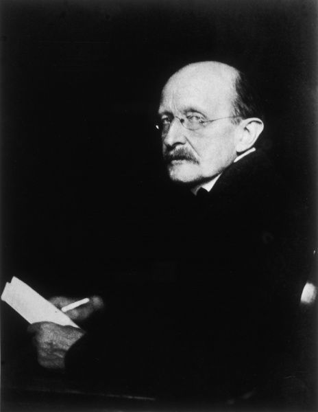 a biography and life work of max karl ernst ludwig planck a german physicist