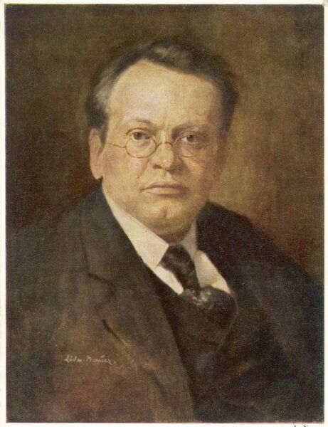 MAX REGER German composer