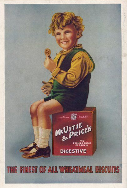 McVitie & Price's digestive: the premier biscuit of Britain
