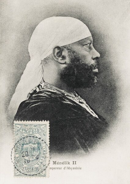 Menelik II (1889-1913) - Emperor of Ethiopia. During the 1890s, Menelik heard about the modern method of executing criminals using electric chairs, and he ordered three for his kingdom. When the chairs arrived, Menelik learnt they would not work