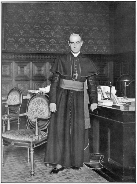RAFAEL MERRY DEL VAL Spanish prelate, Secretary of State at the Vatican