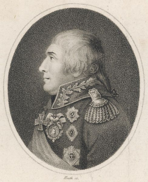 MIKHAIL ILLARIONOVICH Russian Prince and Field Marshall serving in the campaigns against Napoleon