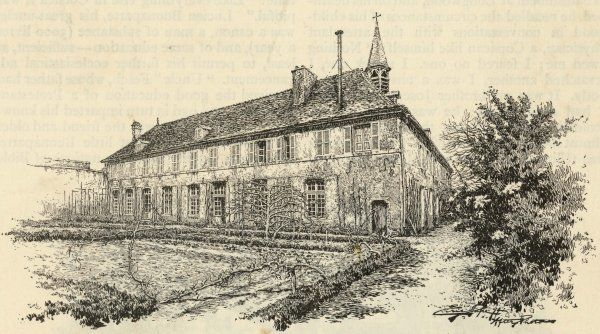 The military school at Brienne which Napoleon entered in 1779, at the age of ten, remaining there for five years