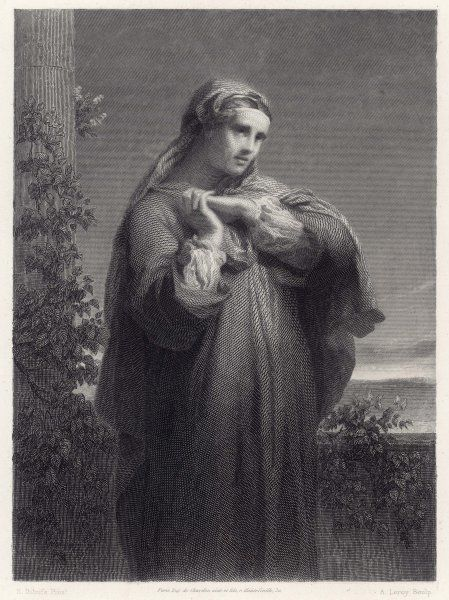 mother of Augustine, saint