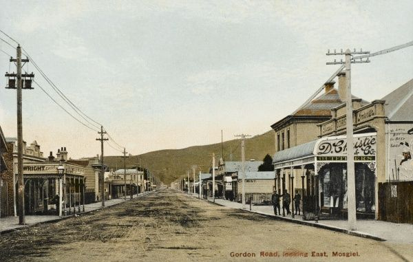 Gordon Road, Mosgiel, New Zealand