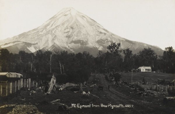 Mount Egmont, New Plymouth, New Zealand