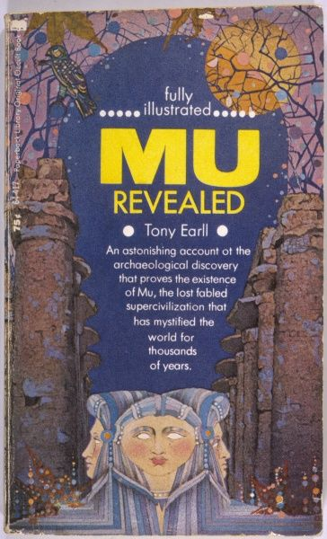 'Mu Revealed' by Tony Earll (nom de plume of Raymond Buckland) which describes a successful archeological expedition to find the manuscript of a priest of Mu