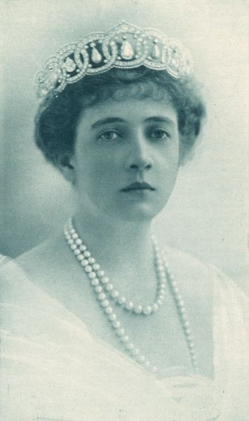 Princess Anastasia of Greece, formerly Mrs W