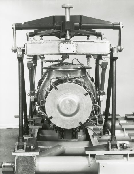 Napier Oryx engine OR 104 January 1955 Date: 1955