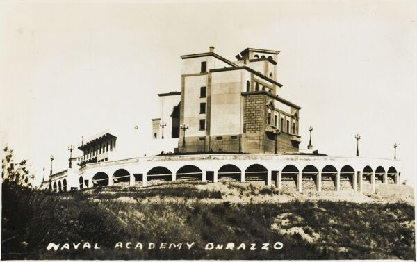 The Naval Academy at Durres (Durazzo) - Albania