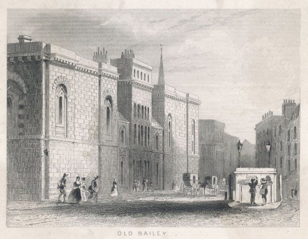 Newgate and the Old Bailey