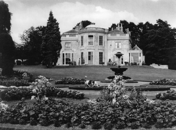 Norwood Grove House, Streatham, London, was built in 1760 - 61 for John Ambler, a hop merchant. It was extended in the 1830s and opened to the public in 1926. Date: built 1760 - 1761