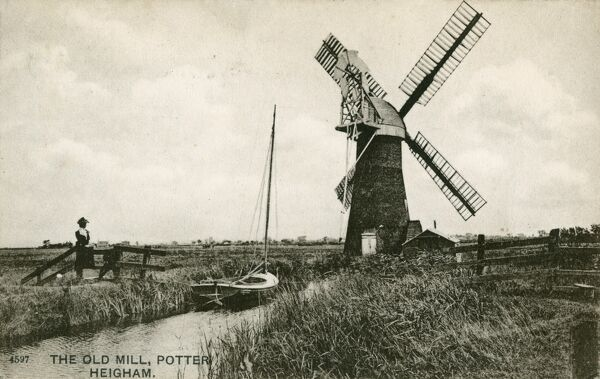The Old Mill, Potter Heigham, Norfolk Broads